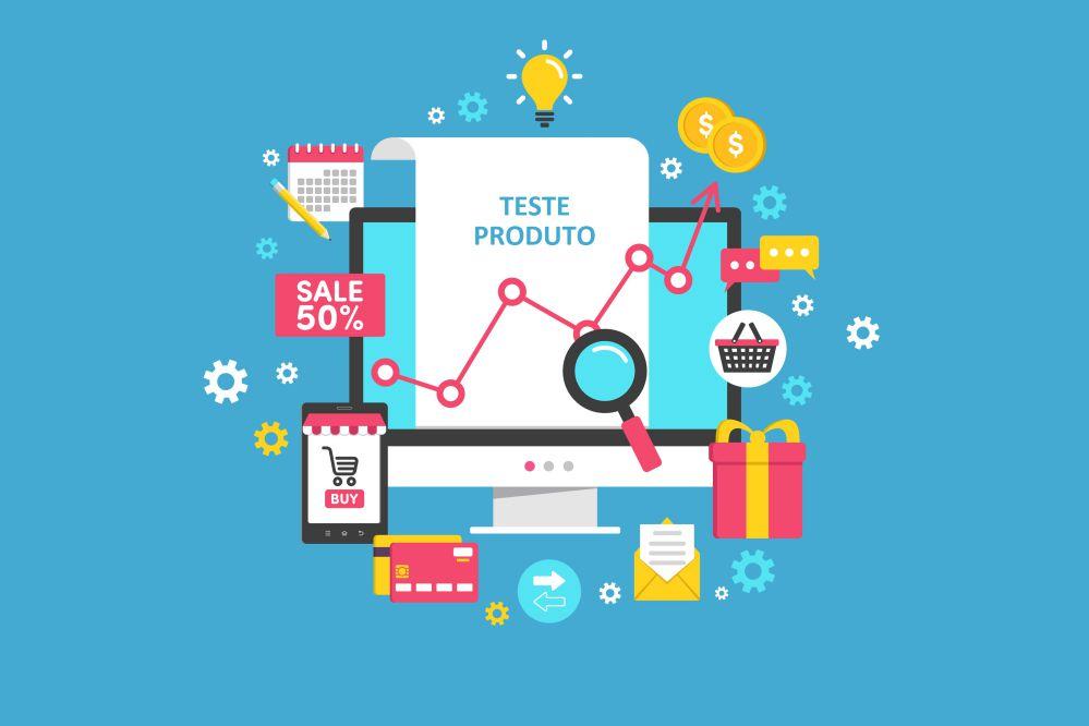 Taxa de conversão no comércio eletrônico